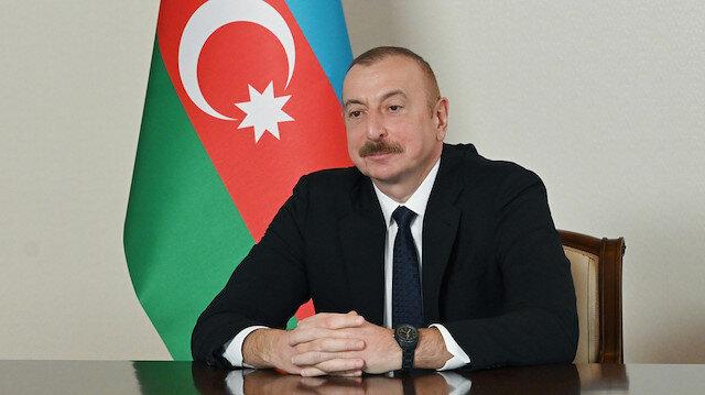 Azerbaycan Cumhurbaşkanı Aliyev'den Türkiye'ye taziye mesajı
