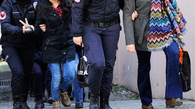 Aydın'da PKK'nın kadın yapılanmasına operasyon: 13 gözaltı