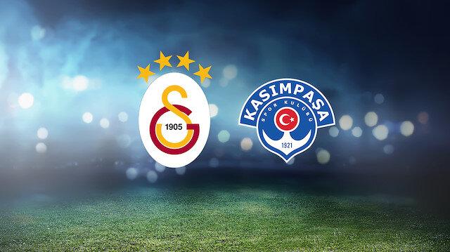 Galatasaray-Kasımpaşa (CANLI)