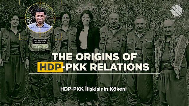 İletişim Başkanı Fahrettin Altun, paylaştığı videoyla HDP-PKKnın kirli ilişkisini gözler önüne serdi