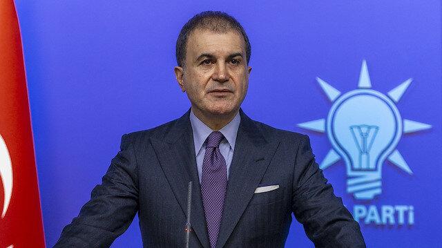 AK Parti Sözcüsü Ömer Çelik: PKK terör örgütü bir cinayet şebekesi olduğunu yine gösterdi