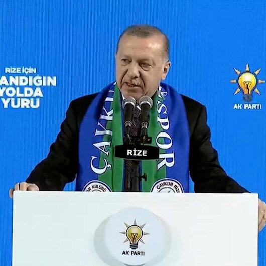 Cumhurbaşkanı Erdoğan Gara operasyonunun detaylarını anlattı: Kardeşlerimizi kurtarmak için çok uğraştık