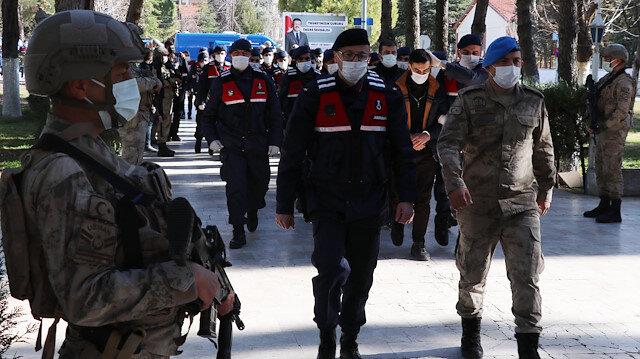 Zehir tacirlerine ağır darbe: 65 ilde 4 bin 423 şüpheli yakalandı