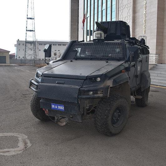 Iğdır'da PKK/KCK operasyonunda 13 kişi gözaltına alındı
