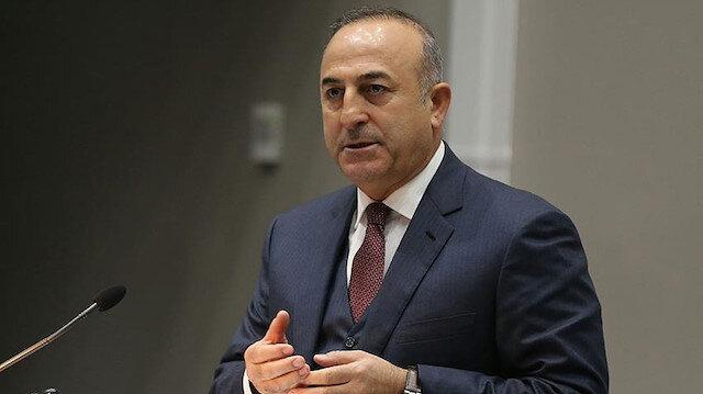 Bakan Çavuşoğlu: 'Eğer' ve 'ama'larla geçiştirmeye çalışıyorlar