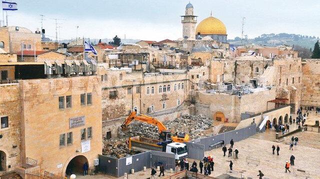 Kudüs alarm veriyor