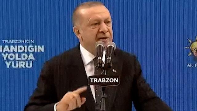 Cumhurbaşkanı Erdoğan'dan Batı'ya: Başka bir ülkede olsa dünyayı ayağa kaldırırdınız, neredesiniz?