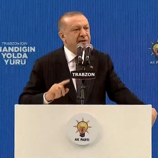 Cumhurbaşkanı Erdoğandan Batıya: Başka bir ülkede olsa dünyayı ayağa kaldırırdınız, neredesiniz?
