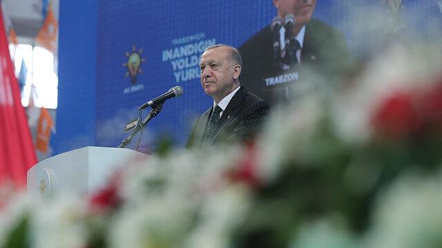 Cumhurbaşkanı Erdoğan: Gara düştü iş bitti
