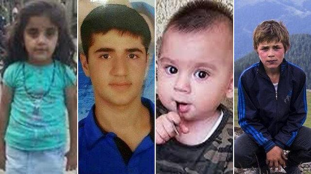 PKKnın katlettiği çocukları hatırla