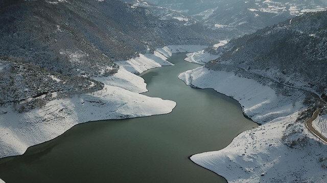 İstanbul için sevindiren haber: Karlar eriyecek barajlar daha da dolacak
