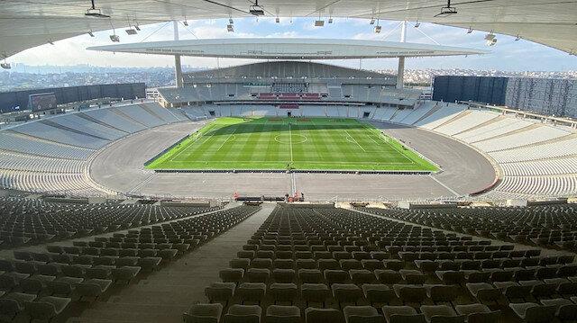 Pandemide A Milli Takım'ın yeni evi Atatürk Olimpiyat Stadyumu