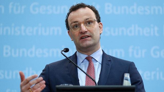 Almanya Sağlık Bakanı: Mutasyonlu virüs vakaları gittikçe yayılıyor
