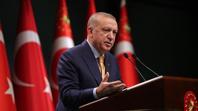 Cumhurbaşkanı Erdoğan: Bu millet sizden terör yandaşlığının hesabını soracak