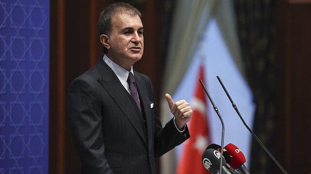 AK Parti Sözcüsü Çelik'ten Kılıçdaroğlu'na tepki: Türkiye'nin terörle mücadelesini hedef alan bir provokasyondur