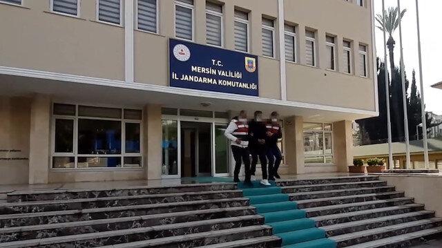 DEAŞ'ın sözde mali işler sorumlusu Mersin'de yakalandı