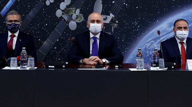 Bakan Karaismailoğlu açıkladı: Türksat 5A haziranda teslim alınacak ve çalışmaya başlayacak