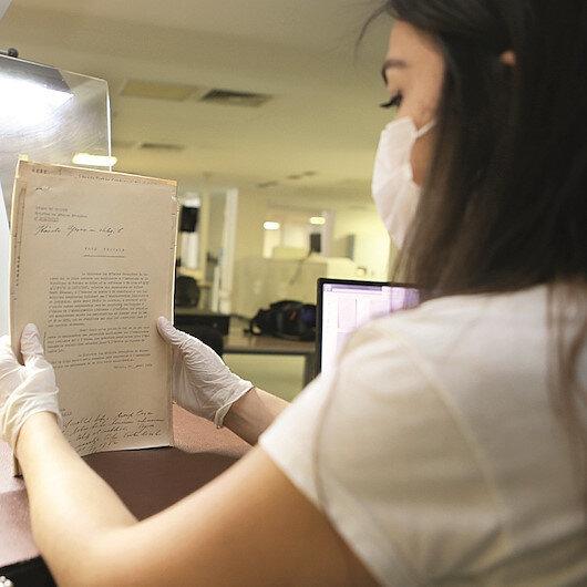 Dijital arşiv tarihin tozunu siliyor