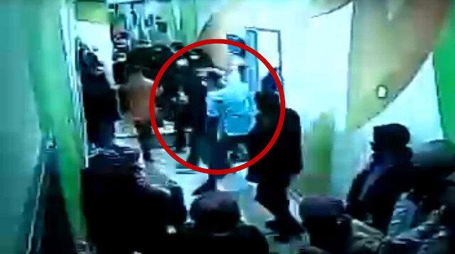 Hastane personeli kılığındaki polisler hapis cezası bulunan şahsı kıskıvrak yakaladı
