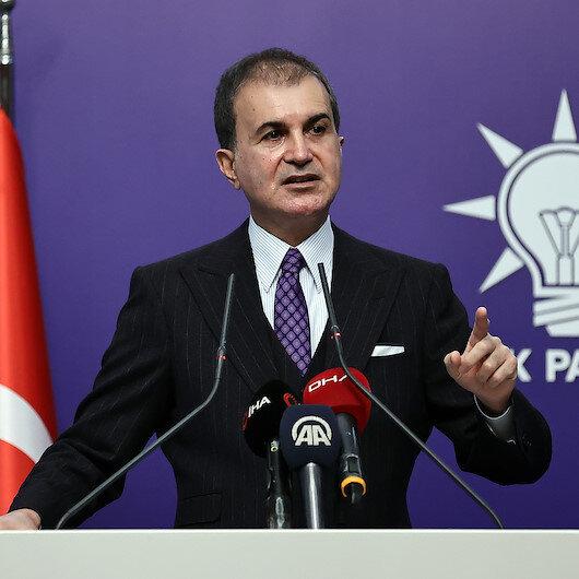 AK Parti Sözcüsü Çelikten Kılıçdaroğlunun açıklamalarına tepki: PKKya söyleyeceğini Cumhurbaşkanına söylüyor