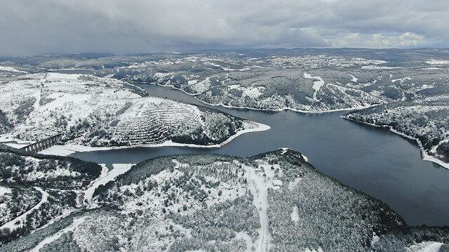 İstanbul'da baraj doluluk oranlarında son durum: Yüzde 48,67