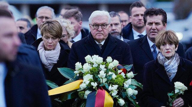 Hanau'daki terör saldırısında hayatını kaybedenler anıldı