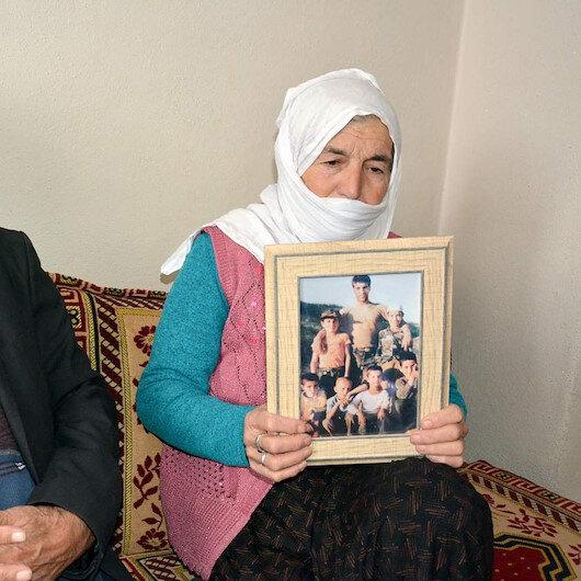 Oğlu 8 yaşında PKK tarafından kaçırılan anne konuştu: 28 yıldır oğlumdan iz yok hasretinden hasta oldum