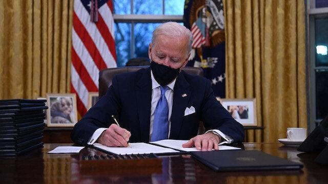 ABD Paris İklim Anlaşması'na geri döndü