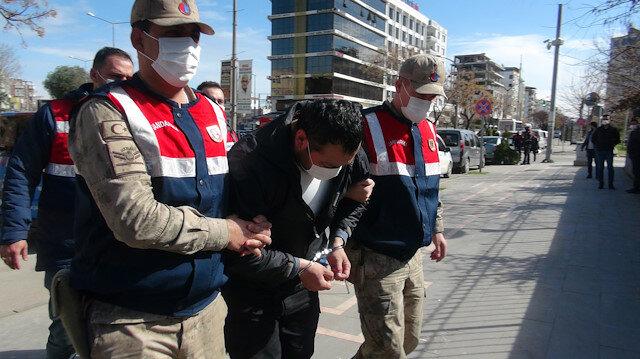 Kırmızı bültenle aranıyordu: DEAŞ'lı terörist Kilis'te yakalandı