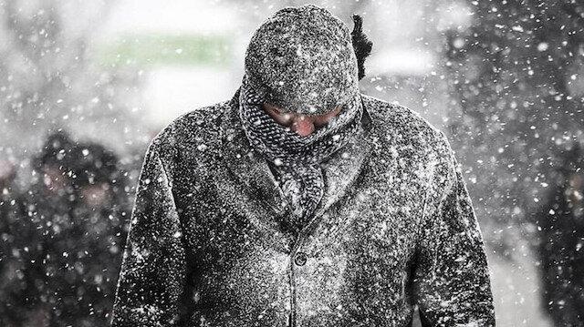 Meteoroloji'den kar ve don uyarısı!