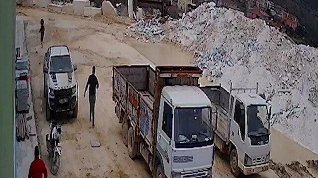 Balıkesir'de maden mühendisi kadın dehşeti yaşadı: Bıçakla kovaladı üzerine araba sürdü