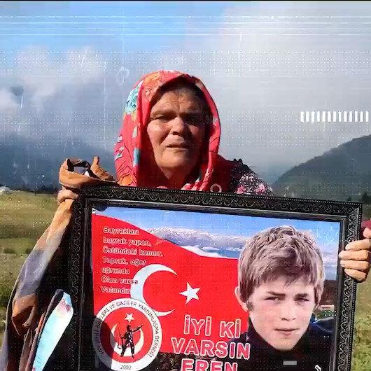 İletişim Başkanı Fahrettin Altun paylaştı: Bu video vicdanı kurumuş terör destekçilerini rahatsız edebilir
