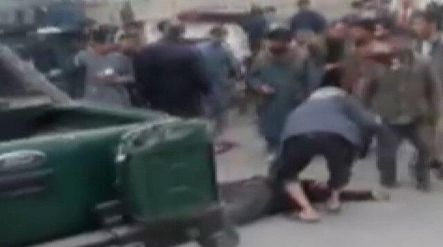 Afganistan'da yol kenarına yerleştirilen bomba patladı: 2 ölü, 3 yaralı