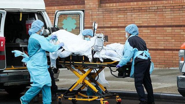 ABD'de koronavirüsten ölenlerin sayısı 509 bin 897'ye yükseldi