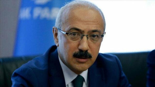 Lütfi Elvan: Albayrak aleyhinde CHP tarafından yürütülen seviyesiz söylemleri kınıyorum