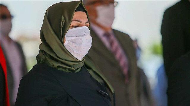 Şehit Fethi Sekin'in eşi: Tüm ihtiyaçlarımız devletimiz tarafından eksiksiz karşılanıyor