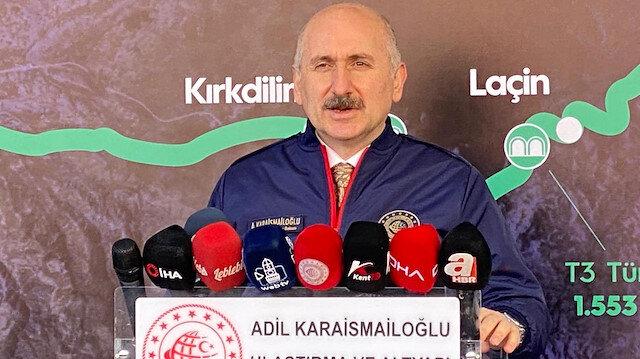 Bakan Karaismailoğlu: Türkiye en önemli ticaret koridorlarında lojistik süper güçtür