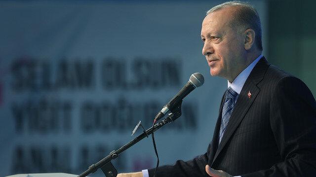 Cumhurbaşkanı Erdoğan: Ne dövizin buharlaşması ne de bir istismar, haksız kazanç, hukuka ve ahlaka aykırı işlem söz konusudur