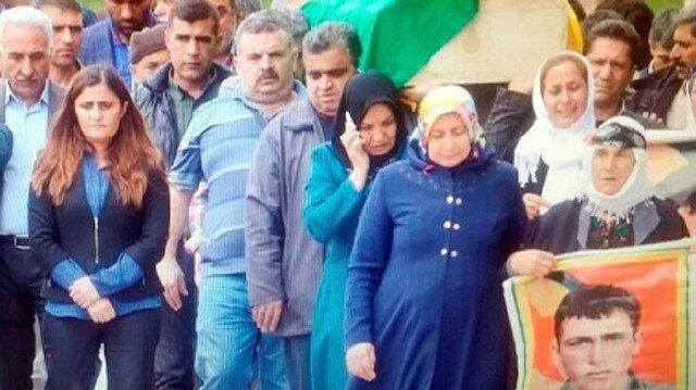Terörist cenazelerinde boy gösteren HDP'li Taşdemir: Gara'ya gitmedim iddialar yalan ve iftiradır