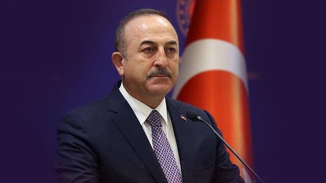 Dışişleri Bakanı Çavuşoğlu: Dünya yine sessiz kaldı
