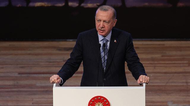 Cumhurbaşkanı Erdoğan'dan AB ve ABD'ye tepki: Bize verilen sözler tutulmadı