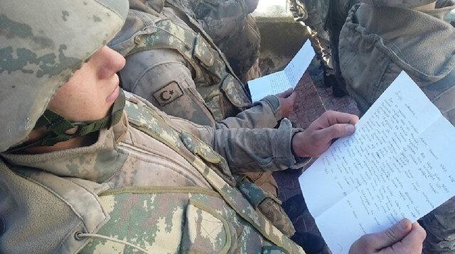 Komutanın aşk mektubu