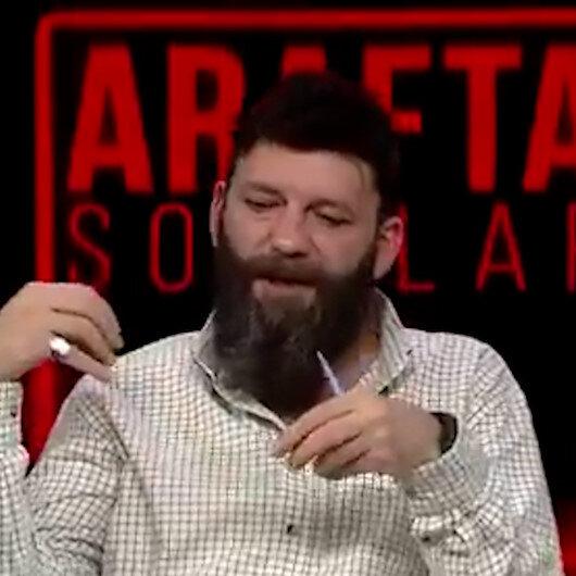 Oyuncu İsmail Hakkı: PKK'ya ses çıkarmayan sözüm ona sanatçıların eğitildikleri evleri biliyorum