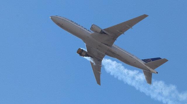 Boeing'den firmalara çağrı: 777 tipi uçaklar yanıyor kullanmayın