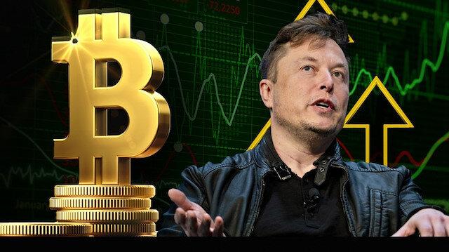 Tesla'nın bir yıllık karını üç haftada Bitcoin ile kazandı