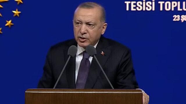 Cumhurbaşkanı Erdoğan'dan müjde: 20 bin öğretmen atayacağız