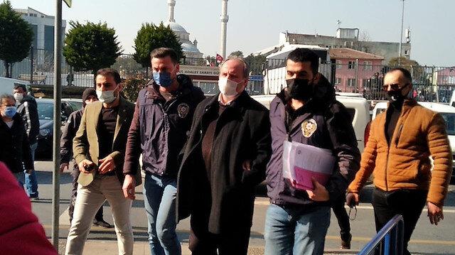 Adliyeye sevk edildi: AK Parti Grup Başkanvekili Zengin'e yönelik çirkin sözler kullanmıştı