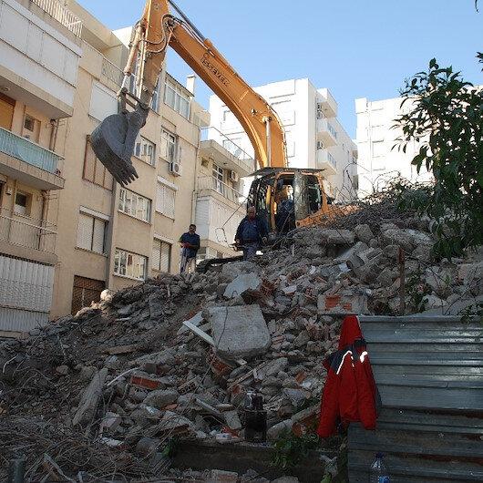Rahip Brunsonın İzmirdeki evi yıkıldı