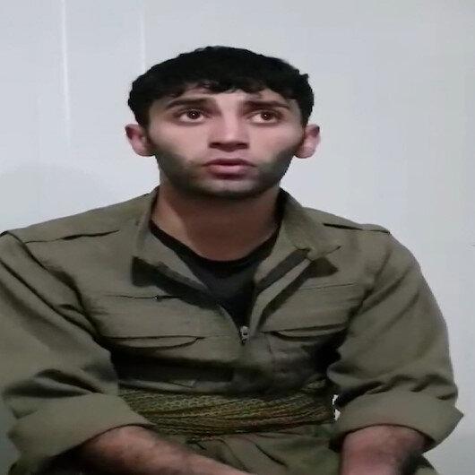 Garada ele geçirilen PKKlı teröristler konuştu: Operasyon başlarsa rehineleri infaz edin