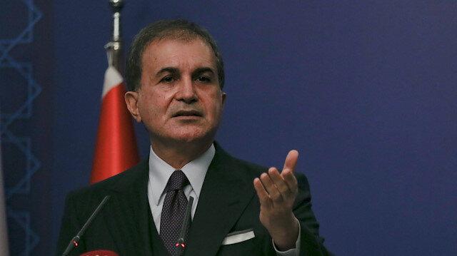 AK Parti Sözcüsü Çelik'ten CHP'ye tepki: Gayriahlaki bir iş yapıyorsunuz